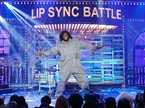 Shaquille O'Neal Dances Like He's Never Danced Before on Lip Sync Battle