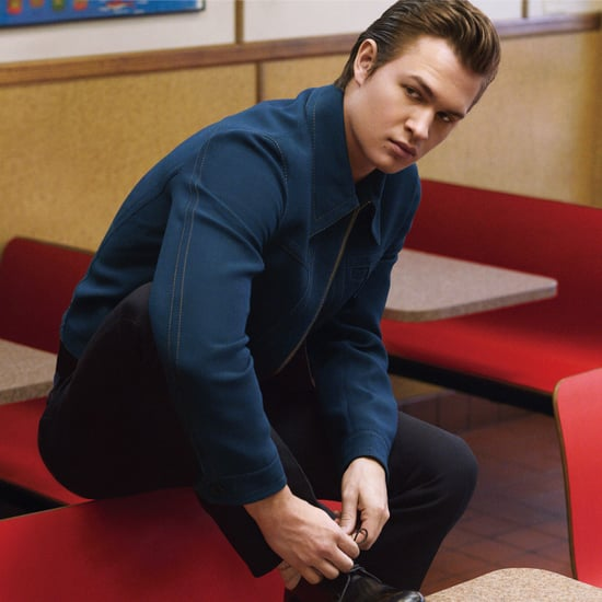 Hot Ansel Elgort Pictures