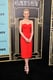 Carey Mulligan in Red Lanvin at the 2013 The Great Gatsby NYC Premiere