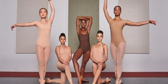 Finally! Nude Leotards For All Skin Tones Are A Huge Jeté In The Right Direction