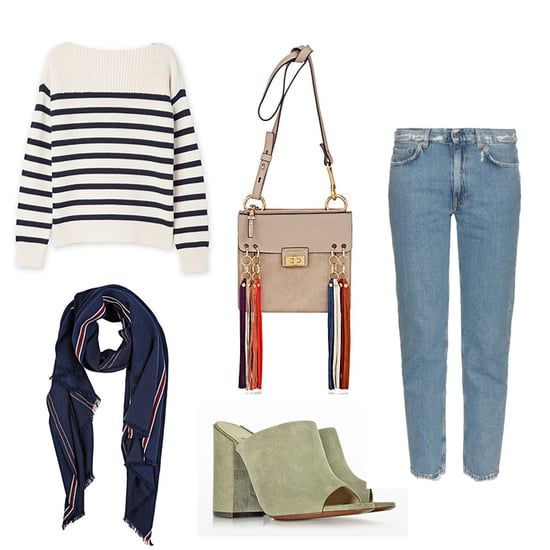 Chloe Bags and Striped Knits, What To Buy This Month