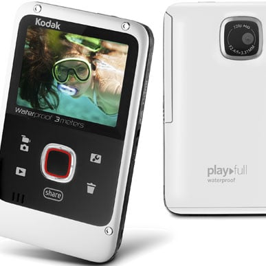 Kodak Playfull Waterproof Digital Camcorder