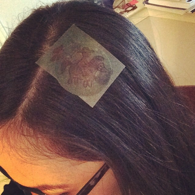 You've Walked Around With Something Stuck to Your Head
