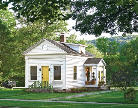 Coveted Crib: A Weekend Cottage