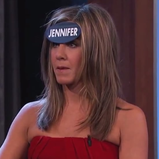 Jennifer Aniston and Lisa Kudrow on Jimmy Kimmel Live