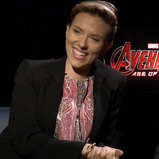 Scarlett Johansson and Mark Ruffalo Avengers Interview Video