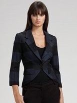 Fab Celebrates Spring With Saks: Win This Adorable Elizabeth and James Statement Jacket!