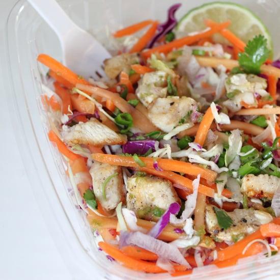 Trader Joe's Low-Calorie Citrus Chicken Salad Recipe