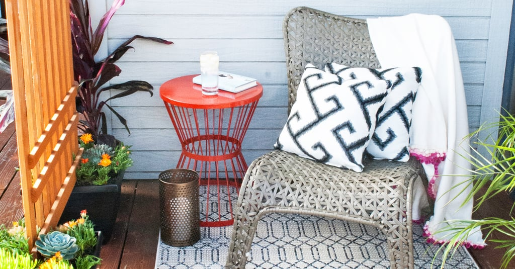 3 Ways to Style Your Small Patio For $250 or Less