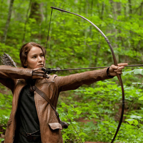 Female Archers in Movies