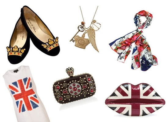 Top Ten Royal Wedding Souvenirs and Wedding Memorabilia from Topshop Urban Outfitters Shopbop