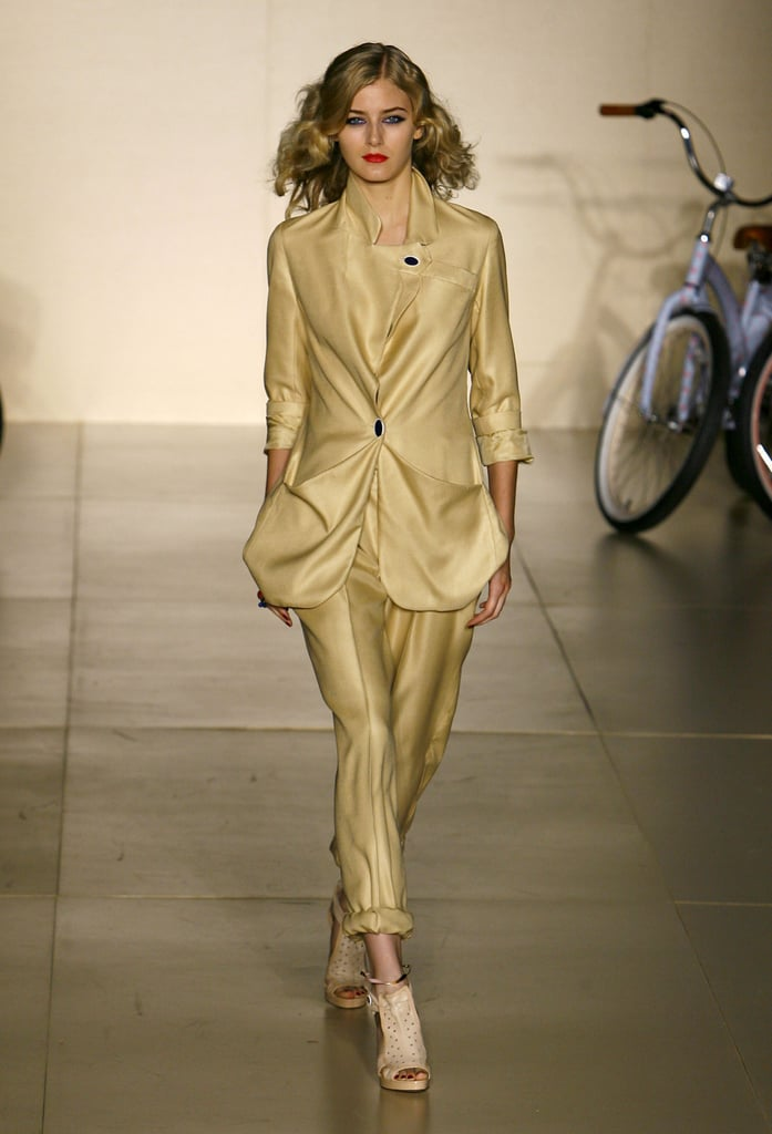 New York Fashion Week, Spring 2008: Cynthia Rowley