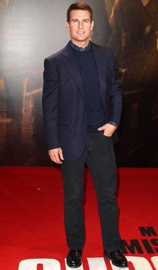 25. Tom Cruise