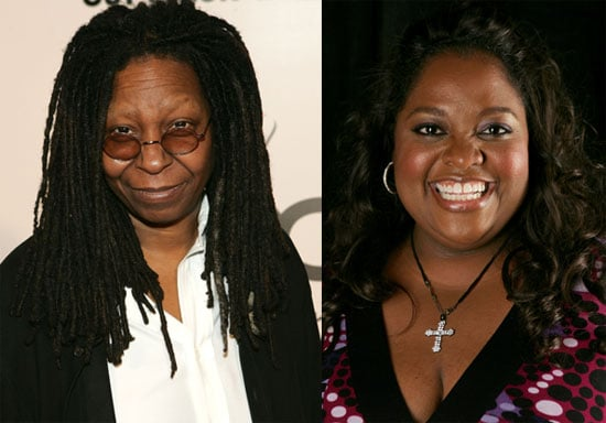 Sugar Bits - Sherri and Whoopi Will Join The View