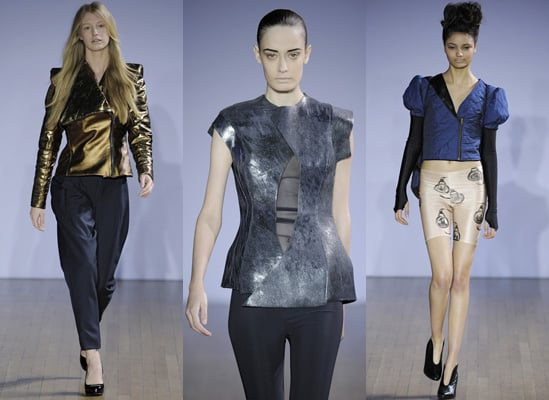 Welsh Designer Collective at London Fashion Week Including Josie Beckett, Emma Griffiths and Elinor Franklin