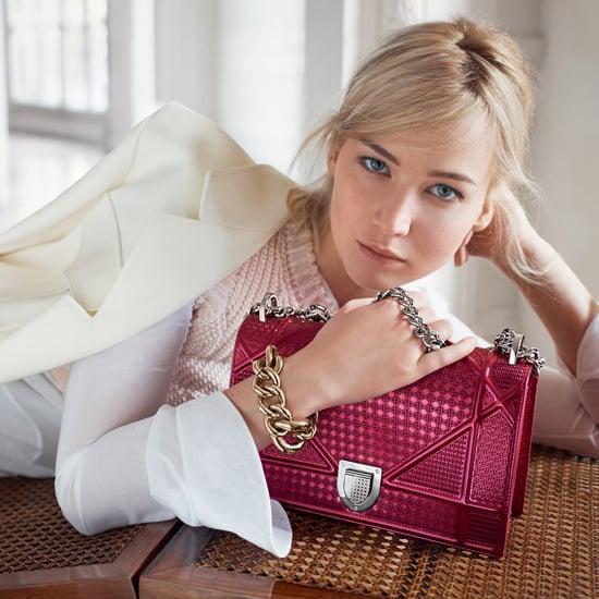 Jennifer Lawrence Dior Ads Spring 2016