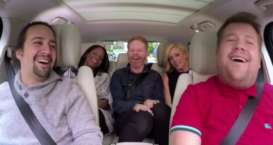 'Hamilton's' Lin-Manuel Miranda and Broadway Stars Belt to 'Carpool Karaoke'