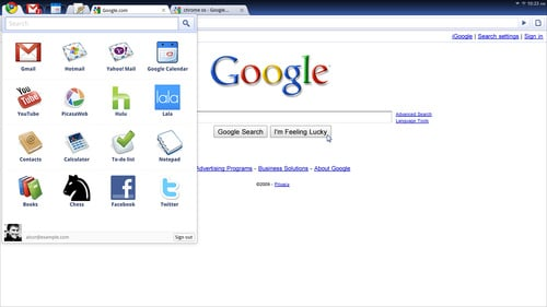 Daily Tech: Find Out What Google's Chrome OS Is All About
