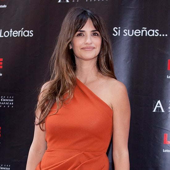 Penelope Cruz With Javier Bardem at Her Spanish Walk of Fame Dedication Pictures