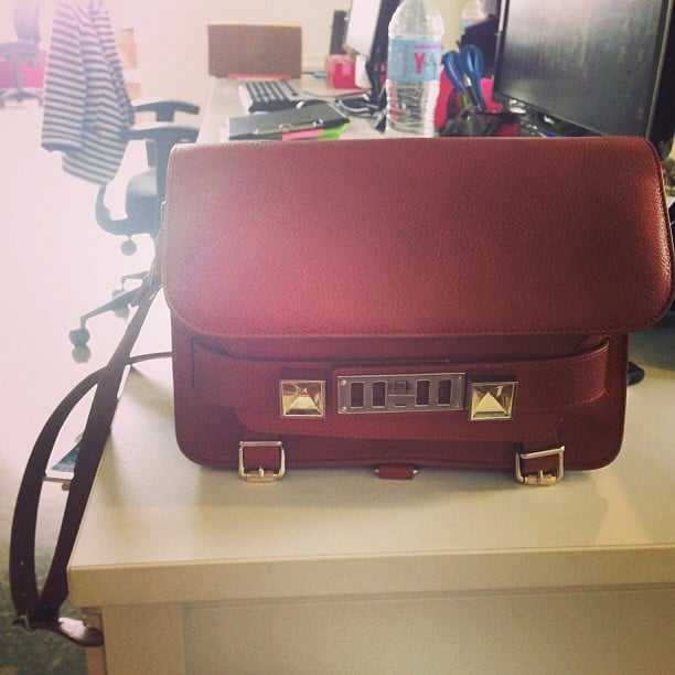 Yes, please! This Proenza Schouler goodie has landed itself squarely on Ali's must-have list.