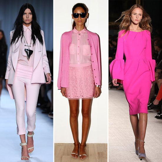 Spring 2012 Colour Report: Pretty Pinks