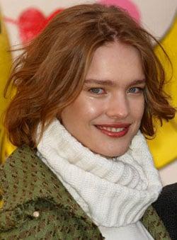 How To: Natalia Vodianova's Winter Makeup Look