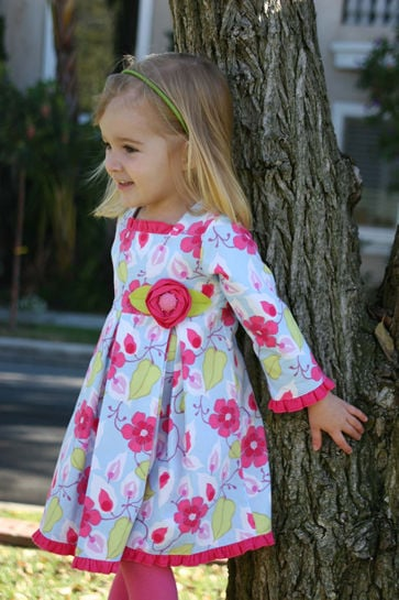 Skirts and Dresses That Twirl For Frilly Girls