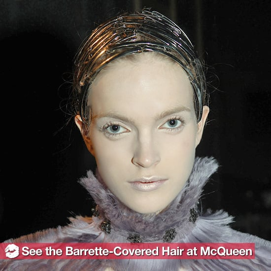 See the Amazing Hair From the 2011 Fall Alexander McQueen Show 2011-03-09 16:39:00