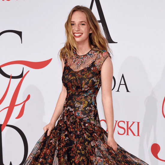 Maya Thurman Hawke at the CFDA Awards