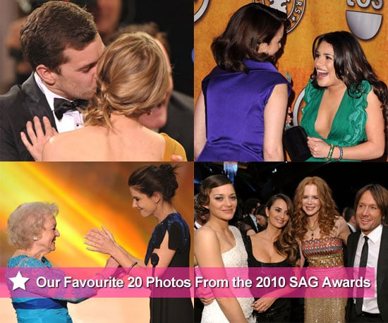 Our 20 Favourite Photos From the 2010 SAG Awards
