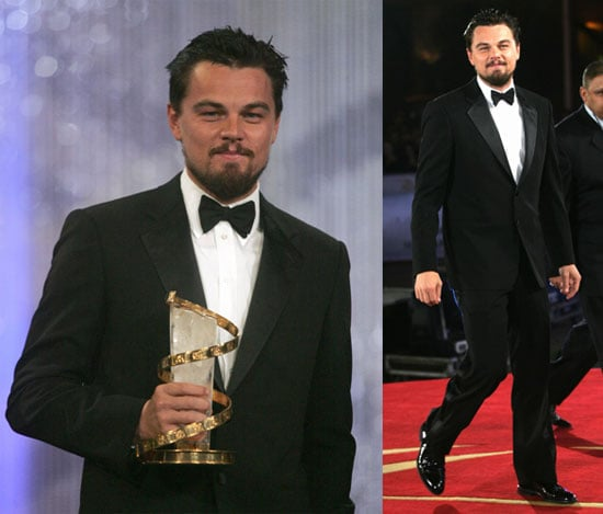 Leonardo and His Goatee Honored by Martin