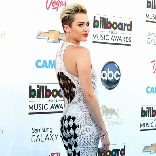 Miley Cyrus Sexy Red Carpet Pictures