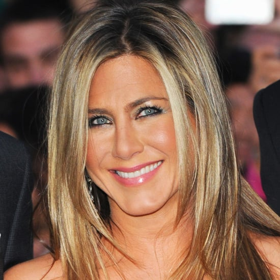 Jennifer Aniston Makeup | Toronto Film Festival 2013