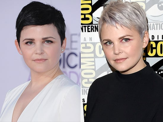 Ginnifer Goodwin Goes Gray, Daniel Radcliffe Leaves His Razor at Home and More Comic-Con Hair Happenings