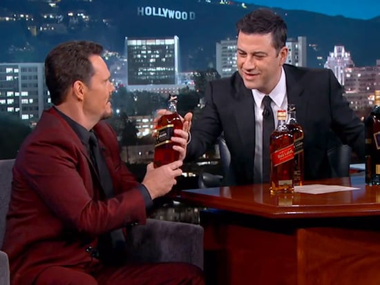 Entourage's Johnny Drama Returns on Jimmy Kimmel Live! (VIDEO)