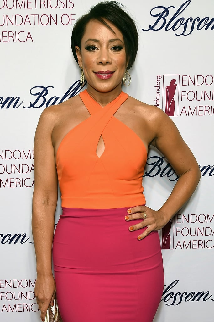 Selenis Leyva in Real Life
