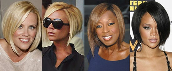 Who Wears the Angled Bob Best?