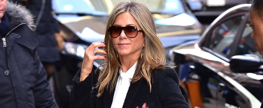 Allow Jennifer Aniston to Completely Change Your Mind About Tights