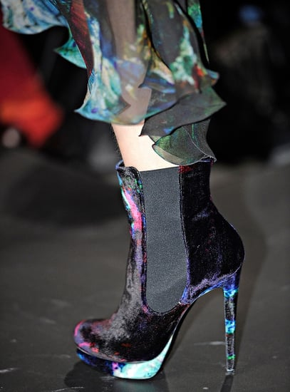 The Best Shoes and Bags From Fall 2011 London Fashion Week