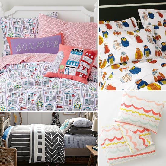 Sleep Chic! 8 New Bedding Styles Just For Kids