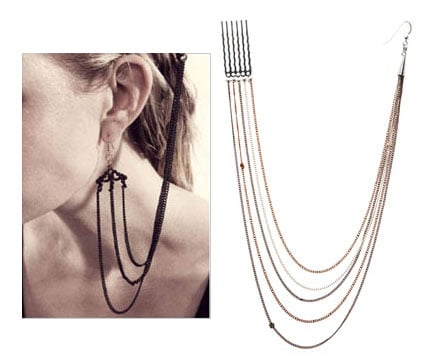 Love It or Hate It? The Hairpin That Doubles as an Earring