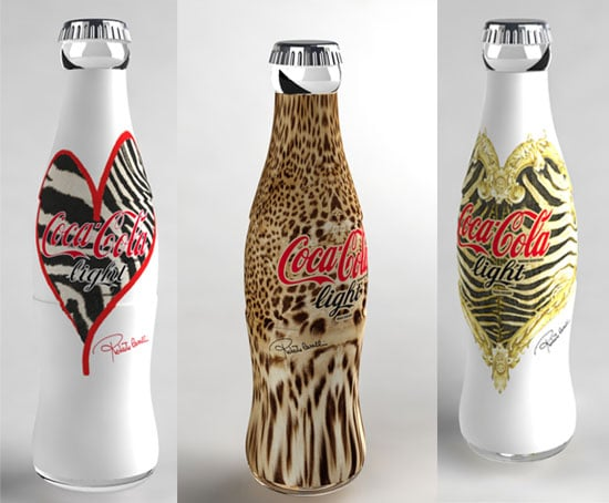 Roberto Cavalli Coca-Cola Light Bottles: Love It or Hate It?