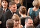Jonah Hill mingled in the audience during the Oscars.