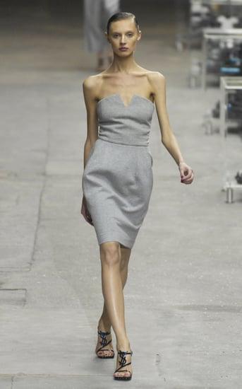 Hit of the Season: Yves Saint Laurent Jersey Bustier Dress