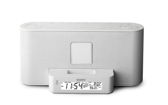 Coming Soon: Sony iPod-Ready Boombox and Clock Radio