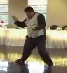 Evolution of the Wedding Dance