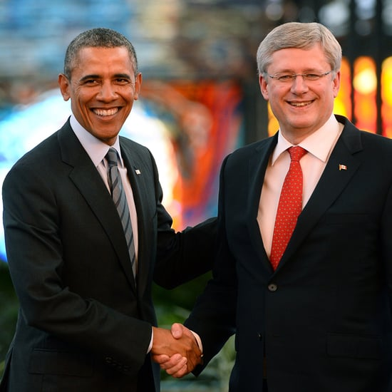 Obama Bet Stephen Harper a Case of Beer During the Olympics