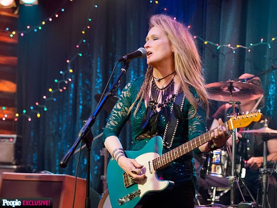 "Meryl Streep Talks Acting With Daughter Mamie Gummer in Ricki and the Flash: ""She's the Real Deal"""