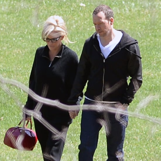 Jenny McCarthy and Donnie Wahlberg's Engagement Getaway