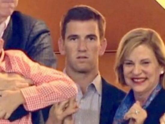 Eli Manning Finally Explains His Sad Super Bowl Face
